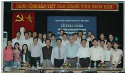 Khai giảng khoá huấn luyện chuyên ngành năng lượng nguyên tử năm 2007