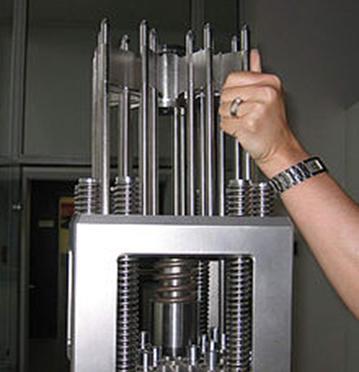 Thanh điều khiển trong hệ thống bảo vệ lò phản ứng