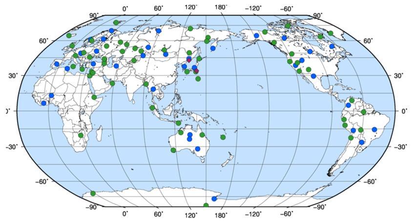 Số liệu của CTBTO liên quan đến vụ thử hạt nhân ngày 12/2/2013
