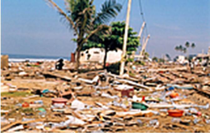 Sử dụng dữ liệu kiểm chứng của CTBT cho cảnh báo sớm sóng thần