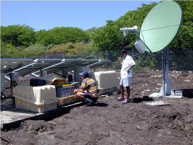 Công nghệ thủy âm sử dụng trong Hệ thống quan trắc quốc tế của CTBTO