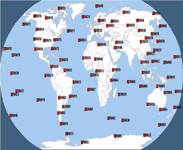Công nghệ hạt nhân phóng xạ sử dụng trong mạng quan trắc của Tổ chức cấm thử hạt nhân toàn diện (CTBTO)