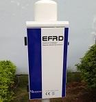 Hệ thiết bị quan trắc phóng xạ môi trường trực tuyến EFRD 3300 - Quà tặng của KOTRA, SI-DETECTION và KAERI cho VINATOM
