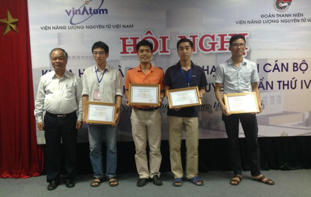 Hội nghị Khoa học và công nghệ hạt nhân cán bộ trẻ ngành năng lượng nguyên tử lần thứ IV