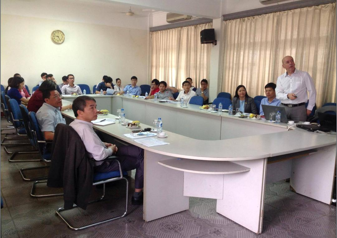 Seminar on Worldwide Radiation Monitoring Network and Automatic Radioxenon Measurement System