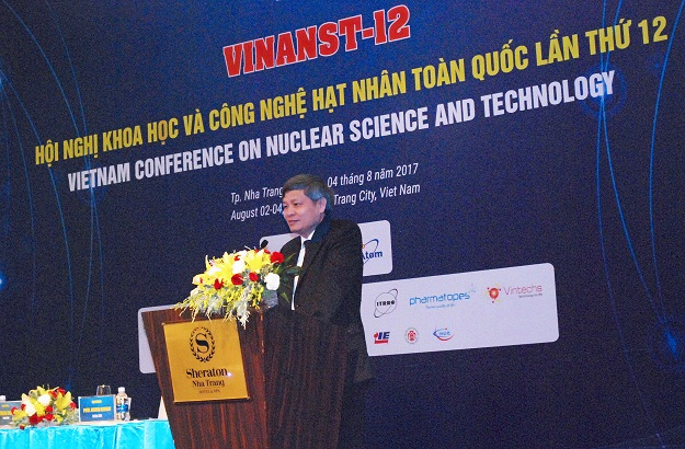 INST participated in the 12th Vietnam Conference on Nuclear Science and Technology