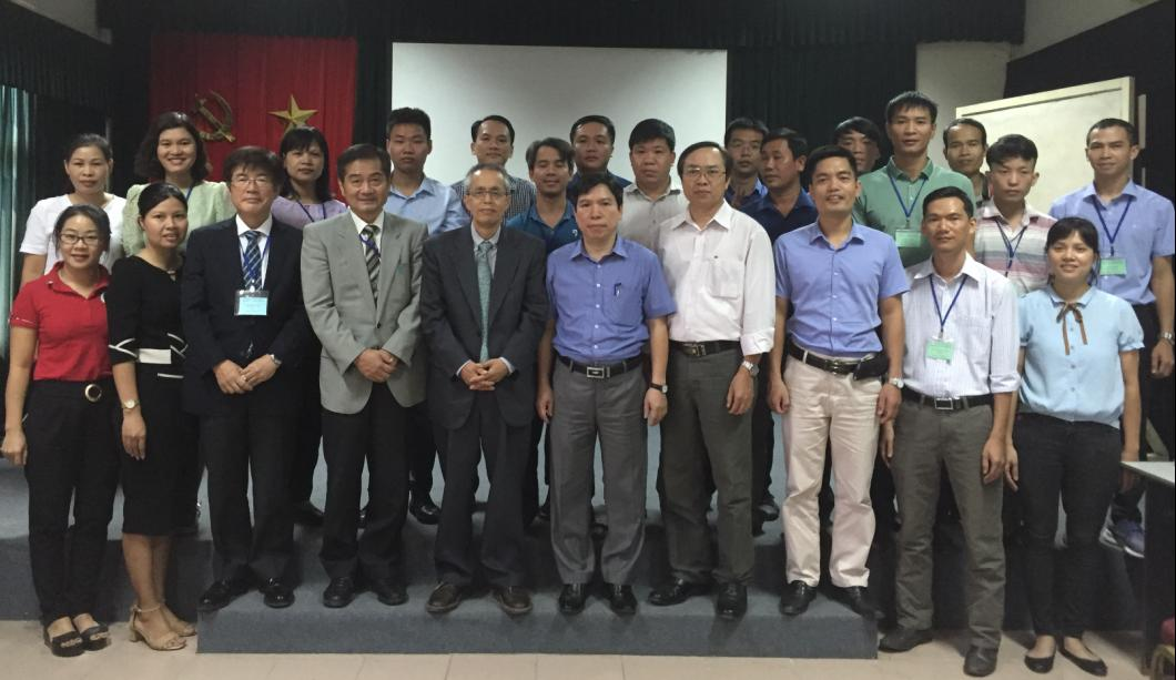 The 10th VINATOM-JAEA Joint Training Course on Nuclear and Radiological Emergency Preparedness (NREP-10)