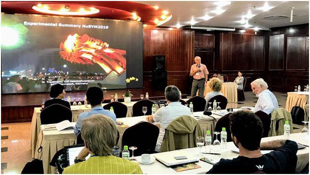 Hội nghị quốc tế về năng lượng đối xứng hạt nhân 2019 (NuSYM 2019)