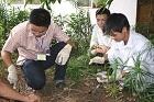 Khóa đào tạo về Kiểm soát phóng xạ môi trường (ERM-3) tại Hanoi-NuTEC, INST đã kết thúc thành công