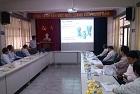 Hội thảo khoa học công nghệ và phân tích an toàn nhà máy điện hạt nhân: Một số kết quả và định hướng nghiên cứu.
