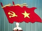 Lễ kết nạp đảng viên mới của Chi bộ Khối cơ quan