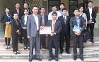 Chuyến thăm và làm việc tại Viện Khoa học và Kỹ thuật hạt nhân của Đoàn cán bộ Bộ Khoa học và Công nghệ Lào