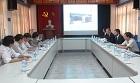 Đoàn các nhà khoa học Italia đến thăm Viện Khoa học và Kỹ thuật hạt nhân