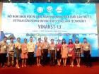 Viện Khoa học và Kỹ thuật hạt nhân tham dự Hội nghị Khoa học và Công nghệ hạt nhân toàn quốc lần thứ 13